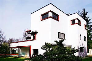 Fassaden - Haus